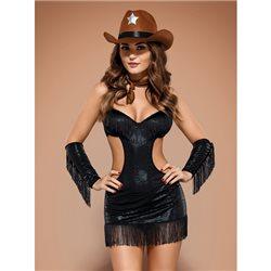 Obsessive Sheriffia kostium S/M