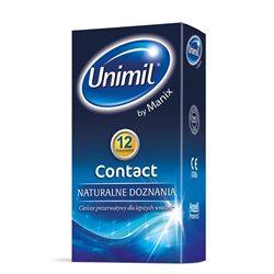Unimil Contact (1op/11 szt.) - prezerwatywy