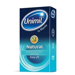 Unimil Natural (1op/ 12szt.) - prezerwatywy