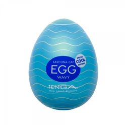 Tenga Egg - Wavy Cool