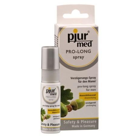Pjur med PRO-LONG spray 20ml - spray wydłużający stosunek