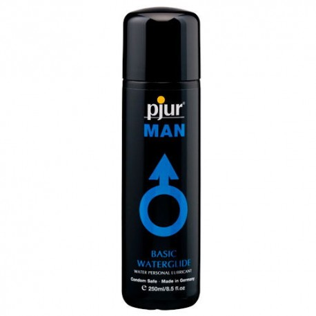 Pjur MAN Basic Waterglide 250ml - lubrykant
