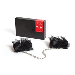 Bijoux Indiscrets - Frou Frou organza handcuffs