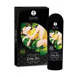 Shunga - Lotus Noir Cream for Lovers 60 ml - krem wzmacniający doznania seksualne