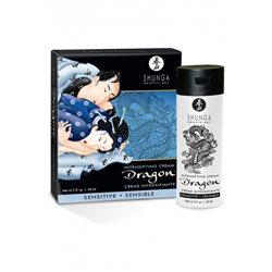 Shunga - Dragon Sensitive Cream 60 ml - krem wzmacniający doznania seksualne
