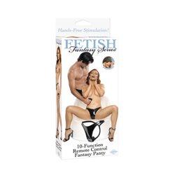 Fetish Fantasy 10 function Panty - zdalnie sterowane wibrujace majteczki