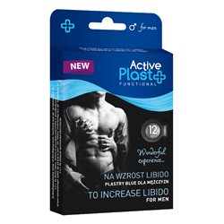 Active Plast Libido for Men 12 sztuk