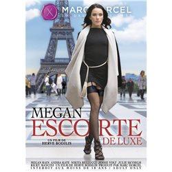 DVD Dorcel - Megan Deluxe Escorte