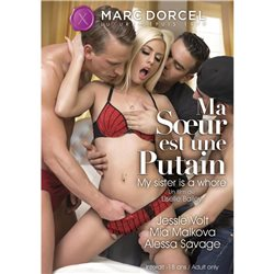 DVD Dorcel - My Sister is a Whore