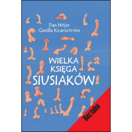 Wielka księga siusiaków -  książka erotyk