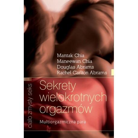 Sekrety wielokrotnych orgazmów -  książka erotyk
