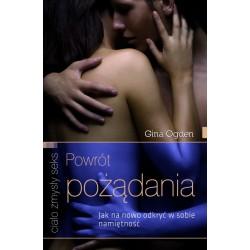 Powrót pożądania -  książka erotyk