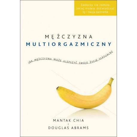 Mężczyzna multiorgazmiczny -  książka erotyk
