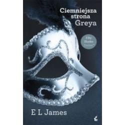 Ciemniejsza strona Greya -  książka erotyk