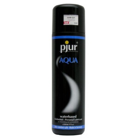 Pjur Aqua Bottle 500ml - lubrykant