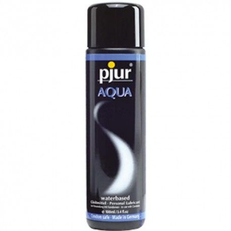 Pjur Aqua Bottle 100ml - lubrykant