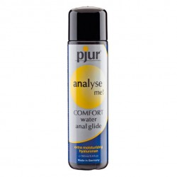 Pjur analyse me! comfort water anal glide 100ml - lubrykant analny