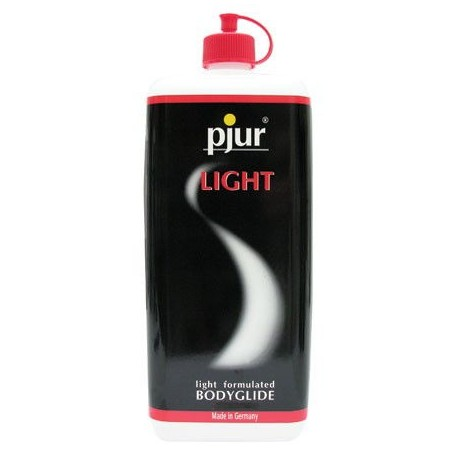 Pjur Light Bodyglide 1000ml - lubrykant