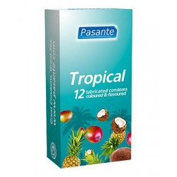 Pasante Tropical Flavours aromaty tropikalne - 1op./12szt.