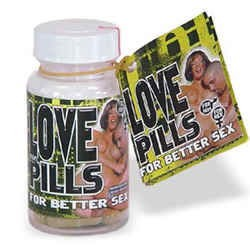 Love Pills 30 St - Beate