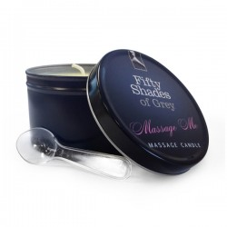 Fifty Shades of Grey - Massage Candle - świeca do masażu