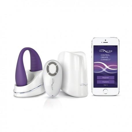 We-Vibe Classic - ekskluzywny zdalnie sterowany wibrator dla par