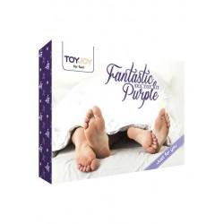 Fantastic Purple Sex Toy Kit - zestaw erotyczny