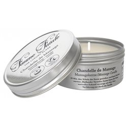 Femme Fatale (vanilla candle) 125ml - świeca zapachowa