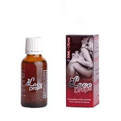 Love drops - krople zwiększające ochotę na seks