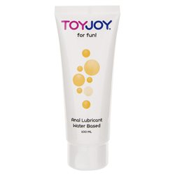 ToyJoy Anal Lube Waterbased 100ml - lubrykant