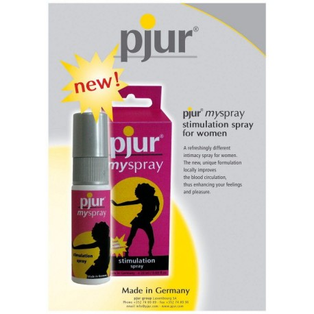 Pjur My Spray 20 ml