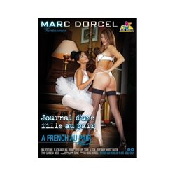 DVD - A French au pair
