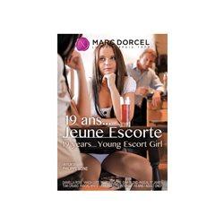 DVD - Young escort girl