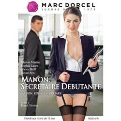 DVD - Manon, rookie secretary