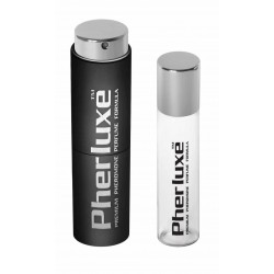 Pherluxe BLACK 2x20ml (spray pack oraz refill)