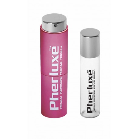 Pherluxe PINK 2x20ml (spray pack oraz refill) - dla kobiet