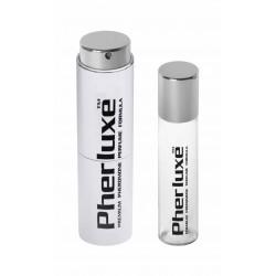 Pherluxe SILVER 2x20ml (spray pack oraz refill) dla mężczyzn