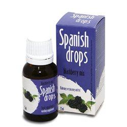 Spanish Fly Blackberry - hiszpańska mucha o smaku jeżyny 15 ml