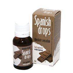 Spanish Fly Chocolate - hiszpańska mucha o smaku czekoladowym 15 m