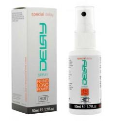 Hot - Spray Delay 50 ml - spray wydłużający stosunek