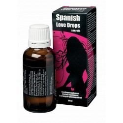 Spanish Love Drops - krople 30 ml