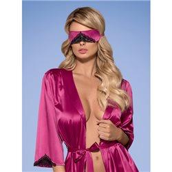 Obsessive Satinia maska różowa