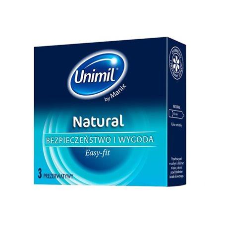 Unimil Natural - 1op./3szt.