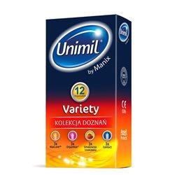 Unimil Variety (1op./12szt.) - prezerwatywy