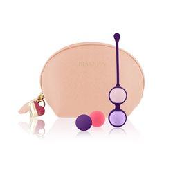 Rianne S - Pussy Playballs - progresywne kulki gejszy