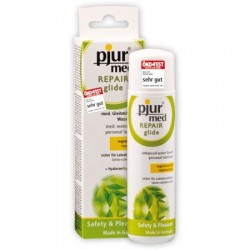 Pjur med REPAIR glide 100ml - lubrykant