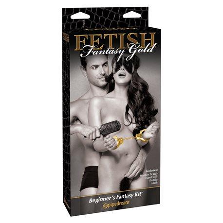 Amazing Bondage Sex Toy Kit - zestaw BDSM