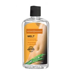 Intimate Organics - Melt 60ml - lubrykant rozgrzewający z cynamonem