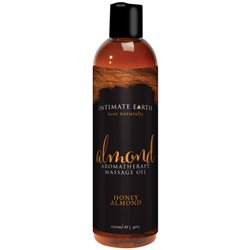 Intimate Earth - Almond Oil 120 ml