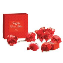 Bijoux Indiscrets - Happily Ever After Red Label - zestaw erotyczny